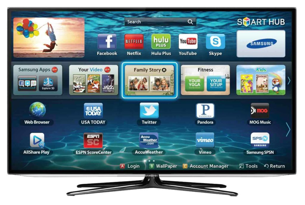 Samsung-LG-Smart-TV-hack
