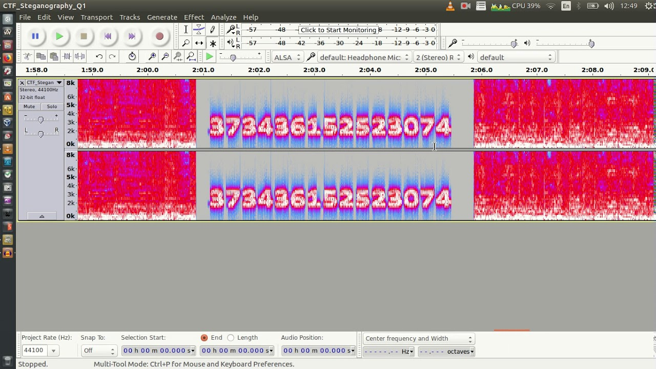 audio-steganography